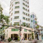 Cao ốc cho thuê văn phòng Win Home Huỳnh Văn Bánh, Quận Phú Nhuận, TPHCM - vlook.vn