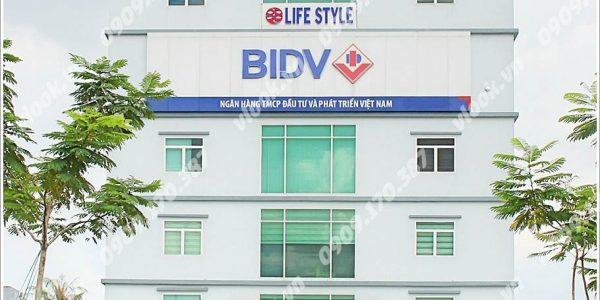 Cao ốc cho thuê văn phòng Win Home Trần Não, Quận 2, TPHCM - vlook.vn