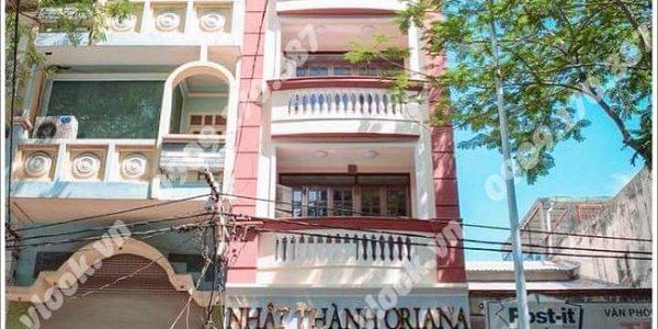 Cao ốc cho thuê văn phòng Nhật Thành Oriana Building, Lê Thị Hồng Gấm, Quận 1, TPHCM - vlook.vn