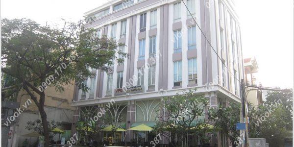 Cao ốc cho thuê văn phòng Trần Khánh Dư Building, Quận 1, TPHCM - vlook.vn