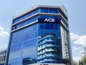 Cao ốc văn phòng cho thuê báoACB Building, Trần Hưng Đạo, Quận 5, TPHCM - vlook.vn