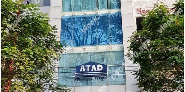 Cao ốc cho thuê văn phòng ATAD Building, Hùng Vương, Quận 5, TPHCM - vlook.vn