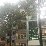 Cao ốc văn phòng cho thuê báo Ba Lẻ Tám Building, Trần Phú, Quận 5, TPHCM - vlook.vn