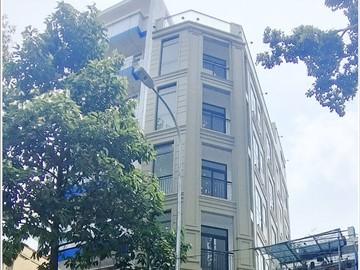 Cao ốc văn phòng cho thuê Building 125 Trần Bình Trọng, Quận 5, TPHCM - vlook.vn