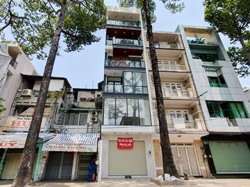 Cao ốc văn phòng cho thuê Building 273 Trần Bình Trọng, Quận 5, TPHCM - vlook.vn