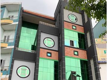 Cao ốc văn phòng cho thuê Building 585 Võ Văn Kiệt, Quận 5, TPHCM - vlook.vn
