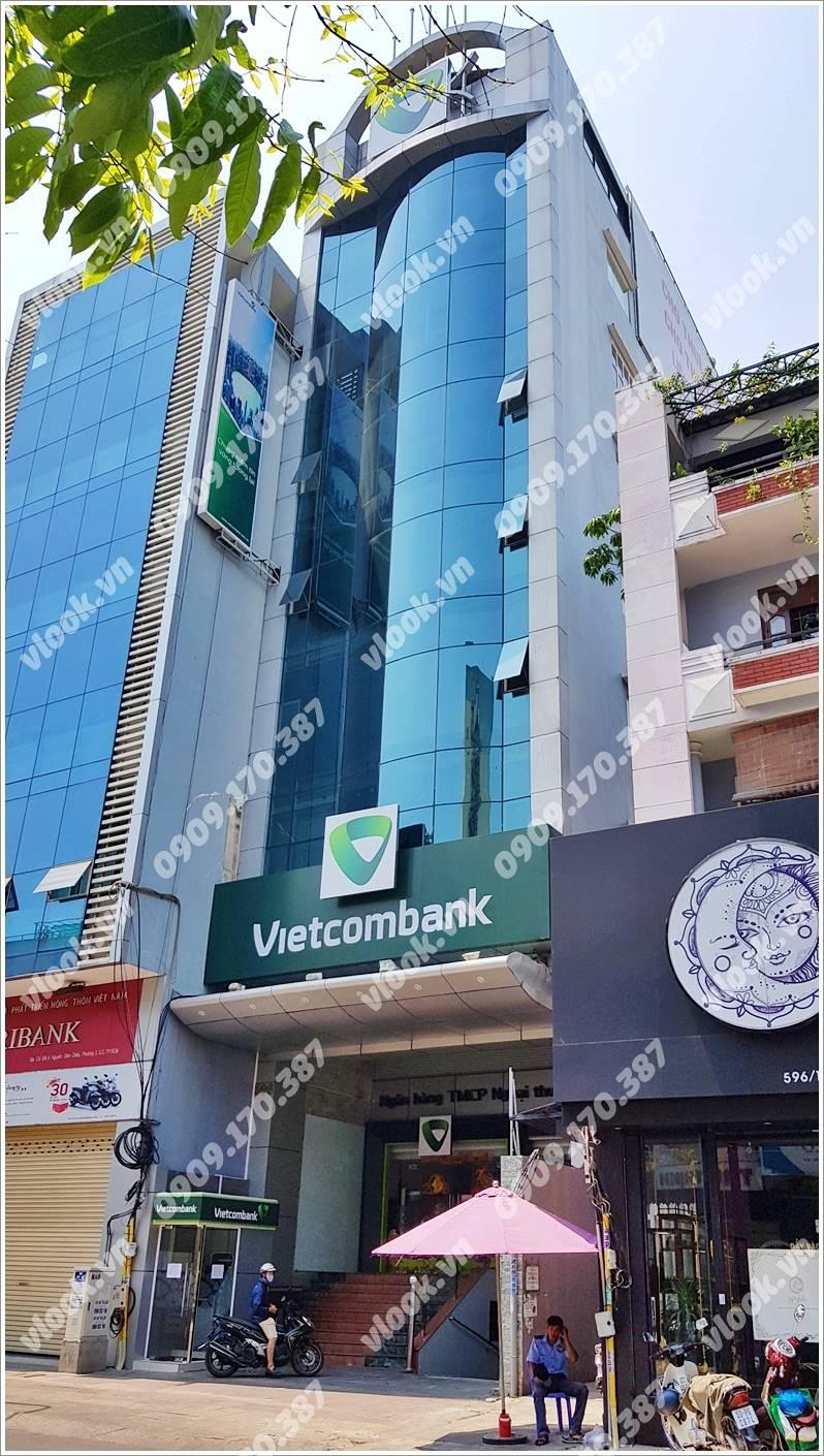 Vietcombank Ndc Building Cho Thu 234 Văn Ph 242 Ng Quận 3