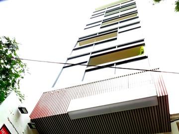 Cao ốc cho thuê văn phòng Green World Building, Nguyễn Văn Hưởng, Quận 2, TPHCM - vlook.vn