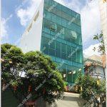 Cao ốc cho thuê văn phòng Laka Building, Quách Đình Bảo, Quận Tân Phú, TPHCM - vlook.vn