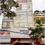 Cao ốc cho thuê văn phòng Maritime Building, Tô Hiến Thành, Quận 10, TPHCM - vlook.vn