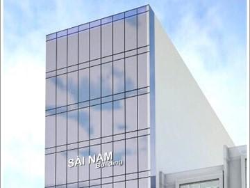 Cao ốc cho thuê văn phòng Sài Nam Building, Trần Văn Dư, Quận Tân Bình - vlook.vn