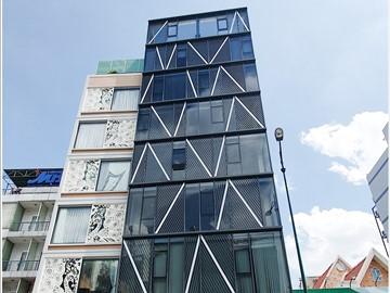 Cao ốc cho thuê văn phòng SB Building, Bạch Đằng, Quận Tân Bình - vlook.vn