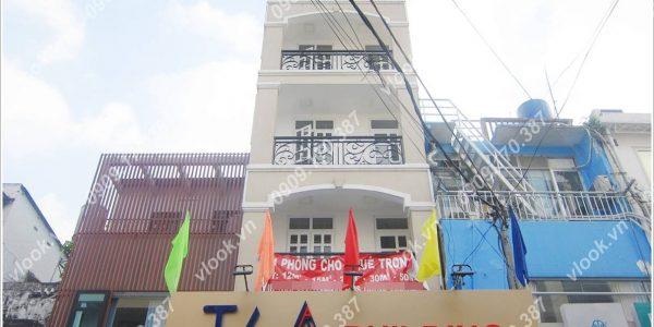 Cao ốc cho thuê văn phòng TGA Building Trần Khánh Dư, Quận 1, TPHCM - vlook.vn