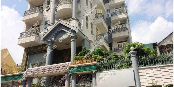 Cao ốc cho thuê văn phòng Pacific Building, Chu Thiên, Quận Tân Phú, TPHCM - vlook.vn