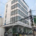 Cao ốc văn phòng cho thuê Vin Tower, Quách Văn Tuấn, Quận Tân Bình, TP.HCM - vlook.vn