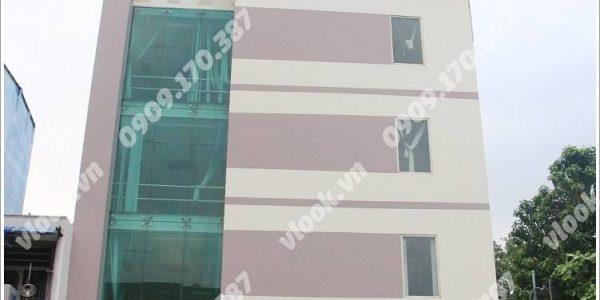 Cao ốc cho thuê văn phòng VNOffice Cộng Hòa, Quận Tân Bình, TPHCM - vlook.vn