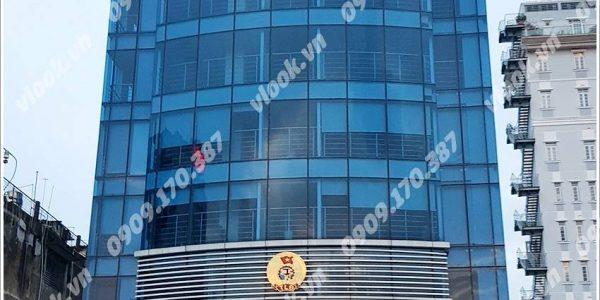 Cao ốc văn phòng cho thuê Cao Su Việt Nam, Hoàng Văn Thụ, Quận Phú Nhuận, TP.HCM - vlook.vn