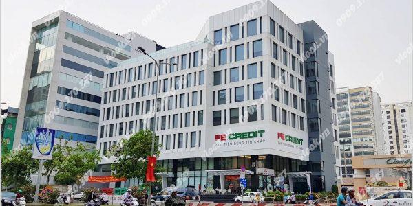 Cao ốc văn phòng cho thuê FE Tower, Cộng Hòa, Quận Tân Bình, TP.HCM - vlook.vn