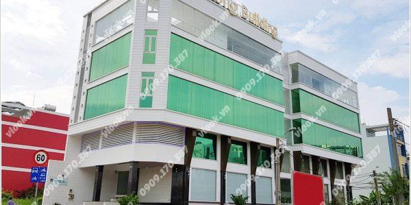Cao ốc văn phòng cho thuê Gia Long Building, Võ Văn Kiệt, Quận Bình Tân, TP.HCM - vlook.vn