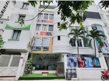 Cao ốc cho thuê văn phòng Mita Building, Phan Kế Bính, Quận 1 - vlook.vn