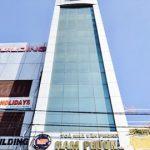 Cao ốc cho thuê văn phòng Nam Phương Building, Nguyễn Văn Thủ, Quận 1 - vlook.vn