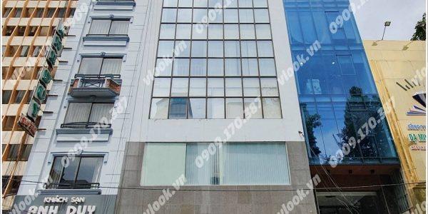 Cao ốc cho thuê văn phòng NCT Building, Nguyễn Công Trứ, Quận 1, TPHCM - vlook.vn