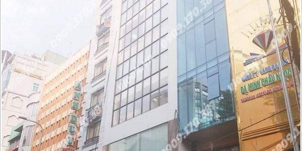 Cao ốc văn phòng cho thuê NCT Building, Nguyễn Công Trứ, Quận 1, TP.HCM - vlook.vn