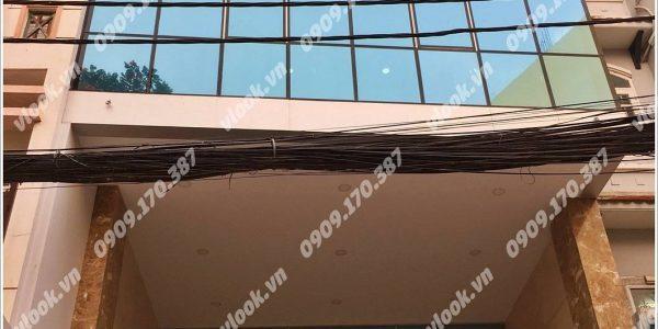 Cao ốc văn phòng cho thuê Nusante Building, Nguyễn Văn Mại, Quận Tân Bình, TP.HCM - vlook.vn