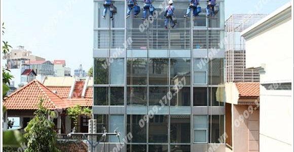 Cao ốc văn phòng cho thuê Pan Pacific Building, Điện Biên Phủ, Quận Bình Thạnh, TP.HCM - vlook.vn