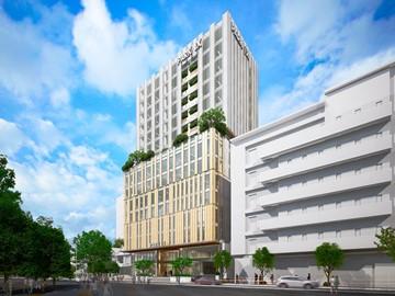 Cao ốc cho thuê văn phòng Park IX Building, Phan Đình Giót, Quận Tân Bình - vlook.vn