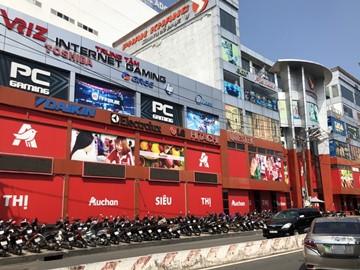 Cao ốc cho thuê văn phòng Phan Khang Building, Hoàng Văn Thụ, Quận Tân Bình - vlook.vn