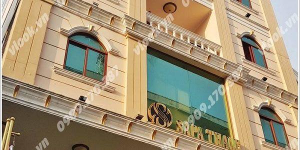 Cao ốc văn phòng cho thuê Vivalife Building, Nguyễn Trãi, Quận 1, TP.HCM - vlook.vn