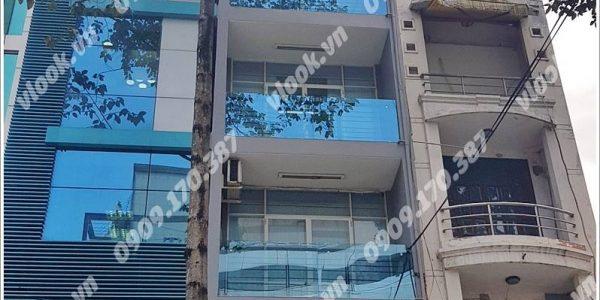 Cao ốc văn phòng cho thuê Wecons Building, Nguyễn Công Trứ, Quận 1, TP.HCM - vlook.vn