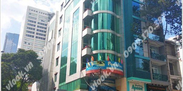 Cao ốc văn phòng cho thuê 130 NCT Office Building, Nguyễn Công Trứ, Quận 1, TPHCM - vlook.vn