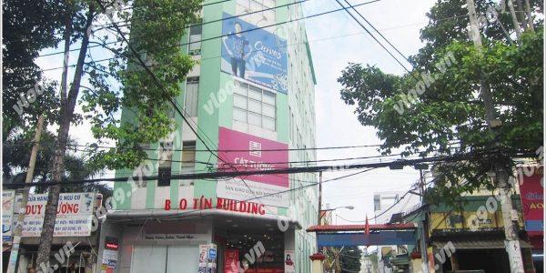 Cao ốc cho thuê văn phòng Bảo Tín building Lý Thường Kiệt Quận Tân Bình TPHCM - vlook.vn