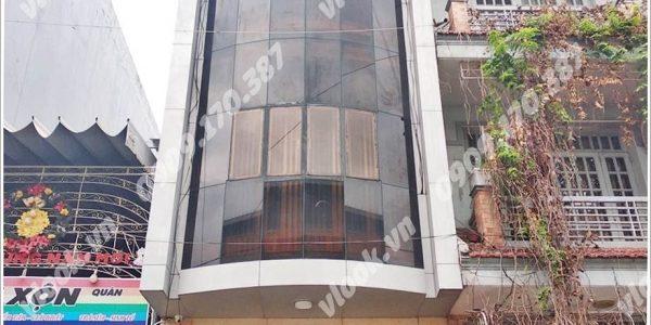 Cao ốc cho thuê văn phòng Building 602, Điện Biên Phủ, Quận Bình Thạnh, TPHCM - vlook.vn
