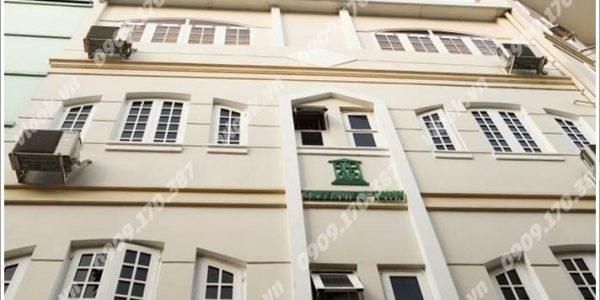 Cao ốc cho thuê văn phòng Green View IV Building, Nguyễn Thị Minh Khai, Quận 1, TPHCM - vlook.vn