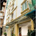 Cao ốc cho thuê văn phòng Green View V Building, Nguyễn Thị Minh Khai, Quận 1, TPHCM - vlook.vn