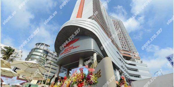 Cao ốc cho thuê văn phòng HIU Office Centre, Điện Biên Phủ, Quận Bình Thạnh, TPHCM - vlook.vn