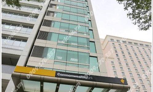 Cao ốc văn phòng cho thuê Hoa Lâm Building Tôn Đức Thắng, Quận 1, TPHCM - vlook.vn