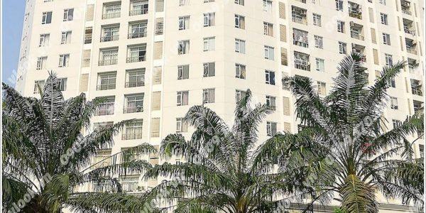 Cao ốc văn phòng cho thuê Hồng Lĩnh Plaza, Đường 9A, Huyện Bình Chánh, TPHCM - vlook.vn