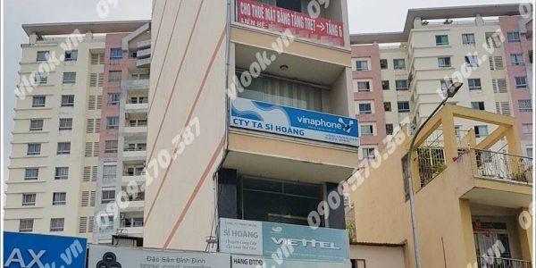 Cao ốc cho thuê văn phòng Lũy Bán Bích Building, Quận Tân Phú, TPHCM - vlook.vn