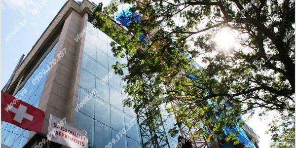Cao ốc cho thuê văn phòng RomeA Complex, Nguyễn Đình Chiểu, Quận 3, TPHCM - vlook.vn