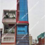 Cao ốc văn phòng cho thuê Tân Thời Đại Building, Lũy Bán Bích, Quận Tân Phú, TPHCM - vlook.vn