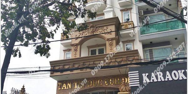Cao ốc văn phòng cho thuê Tân Tín Đức Building, Lê Văn Thọ, Quận Gò Vấp, TPHCM - vlook.vn