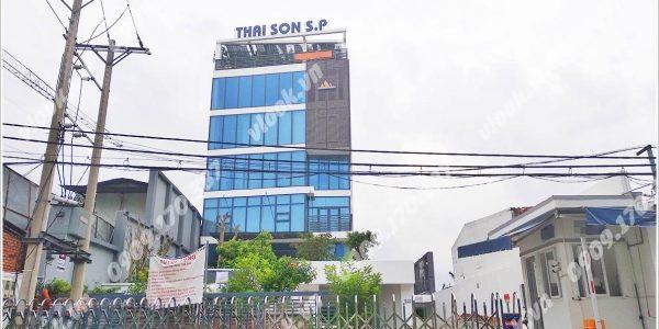 Cao ốc cho thuê văn phòng Thai Son S.P Building, Ung Văn Khiêm, Quận Bình Thạnh, TPHCM - vlook.vn
