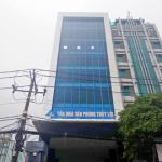 Cao ốc cho thuê văn phòng Thủy Lợi 4 Building, Nguyễn Xí, Quận Bình Thạnh, TPHCM - vlook.vn