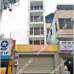 Cao ốc cho thuê văn phòng Vidoland Trần Quốc Hoàn Quận Tân Bình TPHCM - vlook.vn