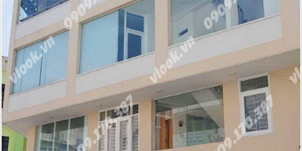 Cao ốc cho thuê văn phòng Vivan Office, Đặng Văn Sâm, Quận Tân Bình, TPHCM - vlook.vn
