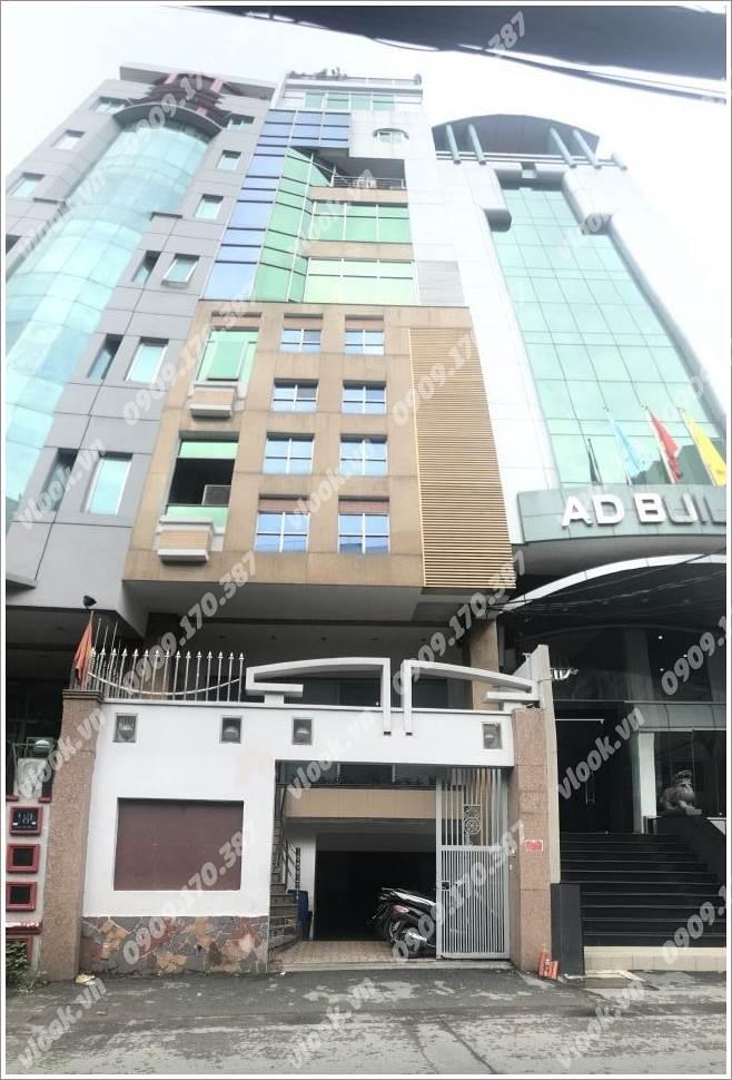 Cao ốc cho thuê văn phòng Win Home Nam Quốc Cang, Quận 1, TPHCM - vlook.vn